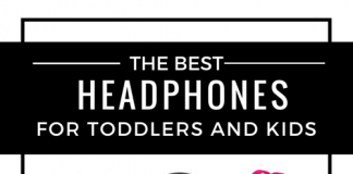best headphone for toddlers 2019