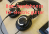 best headphones for electric guitar
