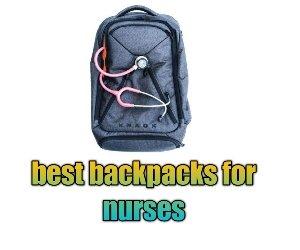 best backpack for nurses